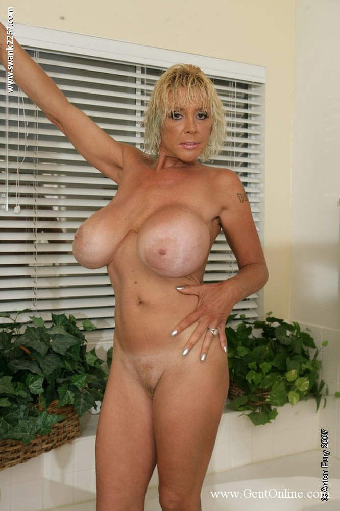 Hairy Mature Big Tits Solo